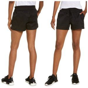 THE NORTH FACE Aphrodite Black Athletic Shorts